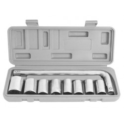 Chei Tubulare (9 buc/set) Buildxell - Marime: 10-24 mm