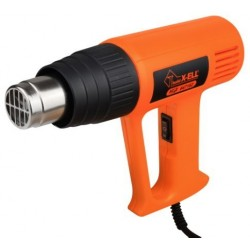 Pistol cu Aer Cald HG 2000 EPTO Buildxell - Putere: 2000 W