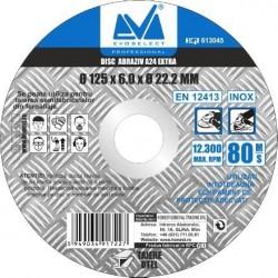 Disc Abraziv Evoselect A24 Extra Evoselecti - Diametru: 125mm Latime: 6 mm