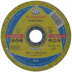 Disc Abraziv Klingspor A60 Extra Klingspor - Diametru: 125mm Latime: 1 mm