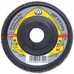 Disc Lamelar Frontal Klingspor Klingspor - Diametru: 125mm Granulatie: 60