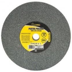 Piatra de Polizor (Gri) Buildxell - Diametru: 300mm Latime: 32mm Granulatie: 60