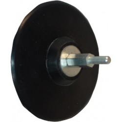 Suport Smirghel pt Bormasina Buildxell - Diametru: 180 mm
