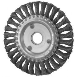 Perie Circulara Toroane-Flex Buildxell - Diametru: 100 mm