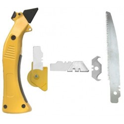 Cutter Al-Multifunctional Buildxell - Lungime: 150mm Latime: 18 mm