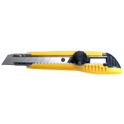 Cutter Mare cu Protectie Buildxell - Latime: 18mm Lungime: 100 mm