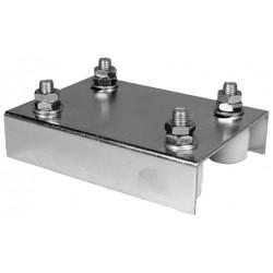 Placa Ghidaj Suport Reglabil, 4 Role Cilindrice Buildxell - Diametru: 42mm Lungime: 40 mm