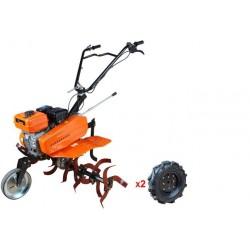 Motocultor T700 EPTO + Set Roti Buildxell - Putere: 7 CP