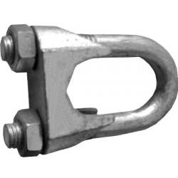 Brida Cablu DIN 741 Buildxell - Diametru: 16 mm