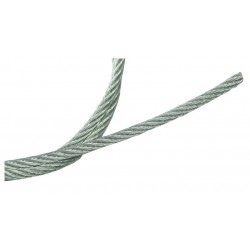 Cablu Comercial din Otel Zincat Buildxell - Diametru: 10 mm