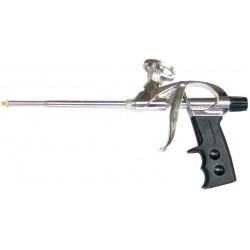 Pistol Metalic Nichelat pt Spuma Poliuretanica. Buildxell