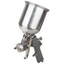 Pistol de Vopsit 600 ml Buildxell - Volum: 600 ml