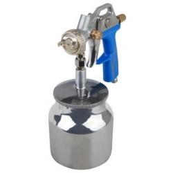 Pistol de Vopsit 850 ml cu Rezervor Buildxell - Volum: 850 ml