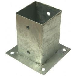 Camasuiala Aplicata pt Stalp Lemn Buildxell - Diametru: 91x91 mm