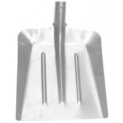 Lopata Patrata pt Zapada din Aluminiu Tip 2- RO Ttm - Lungime: 330mm Latime: 340mm Grosime: 1.5 mm