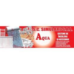 Banner Sisteme de Incalzire Ttm - Dimensiune: 180x50 mm