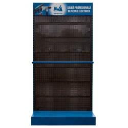 Expozitor Metalic Evo Ttm - Lungime: 1350mm Latime: 450mm Inaltime: 2300 mm