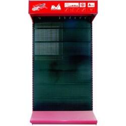 Expozitor Metalic Ro Ttm - Lungime: 1350mm Latime: 450mm Inaltime: 2300 mm