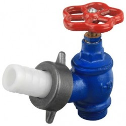 Hidrant de Gradina din Fonta Armatura - Diametru: 1 inch