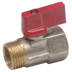 Minirobinet YDC104 FI-FE Aqua - Diametru: 1/2 inch