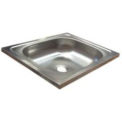 Chiuveta Inox Mica Ttm - Dimensiune: 50x50 mm G[mm]: 0.4