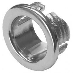 Ornament din ABS Cromat Preaplin pt Lavoar Ttm - Diametru: 30mm Ambalare: 12 buc