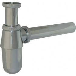 Sifon Reglabil din Metal Aqua - Diametru: 1inch 1/4