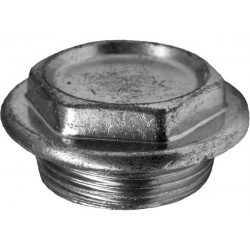 Dop pt Calorifer din Otel Zincat Ttm - Diametru: 1inch 1/4 - Filet: ST