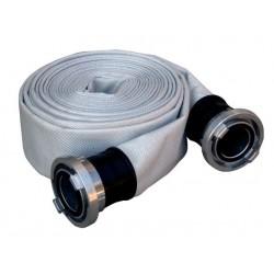 Furtun Refulare Flat Textil Kit 20m + 2 Cuple Storz Ttm - Diametru: 2 inch