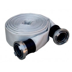 Furtun Refulare Flat Textil Kit 20m + 2 Cuple Storz Ttm - Diametru: 3 inch