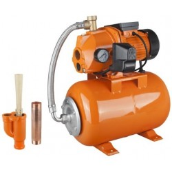 Hidrofor cu Ejector JET MQ 370D EPTO Evotoolss - Volum: 24 l