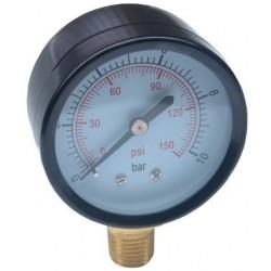 Manometru pt Apa Radial THD Ttm - Presiune: 0-4bar Diametru: 1/4 inch