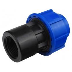 Adaptor FI pt PEHD Plasticaalfa - Diametru: 32mm Diametru: 1inch Model: 15820-4-D