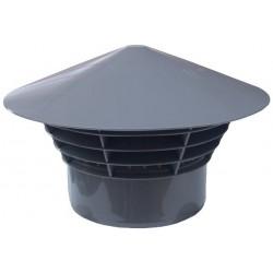Cap Coloana de Ventilatie PP Capricorn - Diametru: 75 mm