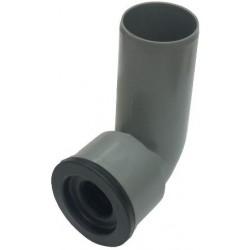 Curba Tehnica PP Valrom - Diametru: 40-46 mm