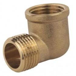 Cot Bronz Int-Ext 92 Aqua - Diametru: 1/2 inch