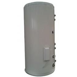 Boiler Inox Termo cu Serpentina Inox Aqua - Model: Panouri Solare 100 litri