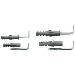 Set de Fixare Boiler / T: mare - Diametru: 6mm Lungime: 40 mm Ttm