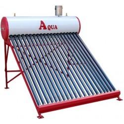 Sistem Panou Solar cu Serpentina si Tuburi Vidate SPHE-470 Aqua - Volum: 165l Nr. tuburi: 20 Diametru: 58mm Lungime: 1800 mm