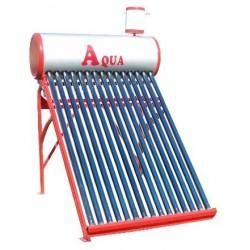 Sistem Panou Solar cu Tuburi Vidate Aqua - Volum: 130l Nr. tuburi: 15 Diametru: 58mm Lungime: 1800 mm