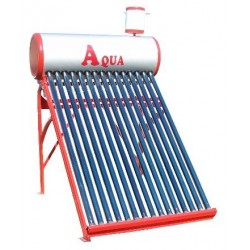 Sistem Panou Solar cu Tuburi Vidate SP-470 Aqua - Volum: 122l Nr. tuburi: 15 Diametru: 58mm Lungime: 1800 mm