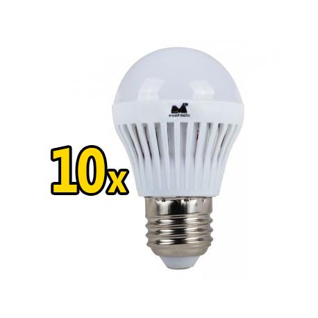 Set 10 Becuri LED 12W - Lumina Calda